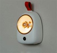 Indoor Smart LED Night Light Intelligent Human Body Induction Lamps for Toilet Wardrobe Cabinet Wall Sensor Lights
