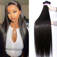 Wholesale Cuticle Aligned Straight Virgin Hair Bundles Vendor