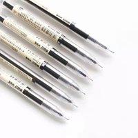 أقلام حبر جاف اليابانية القلم 0.35 ملم أسود أزرق الحبر مدرسة مكتب امتحان طالب توقيع لكتابة القرطاسية