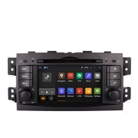 Player Android 9.0 BLUETOOTH Head Units Radio Audio Stereo GPS Navigation System CAR DVD FOR KIA MOHAVE BORREGO 2008-2021