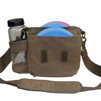 Supplements Outdoor Canvas Storage Caddie Pick Up Ball Package Disc Golfs Bag Golf supplies