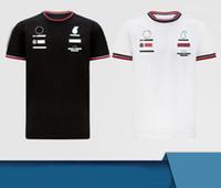 2-color F1-2021 Racing Team Sports kurzärmliges T-Shirt Motorrad Reiten Downhill Kurzarm-Polyester-Schnelltrocknung kann angepasst werden