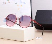 Neue heiße Top Quality Square Sonnenbrille Outdoor Beliebte Marke Sonnenbrille Goggles UV400 Schutz Brillen 6218 oculos de Sol