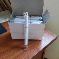 DHL التسامي أقلام حبر جاف فارغة مع مربع ديي الحرارة ترنر الأبيض شخصية الإعلان القلم