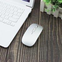 MICE портативный ультратонкий Wild Willent 2.4G беспроводная мышь со встроенной аккумуляторной батареей имеет автоматический спящий и эргономичный режим Wake