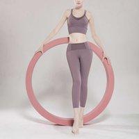 Eşofmanlar Sıkı Etek Yoga Kadın Nefes Yüksek Elastik Dokuz Nokta Spor Pantolon Hollow Lazer Bel Cep Spor Tayt Tasarımcısı