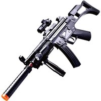 الأطفال الكهربائية البصرية البصرية البصرية لعبة بنين لعبة الدعائم رياض الأطفال مسدس لا يمكن إطلاق الرصاص