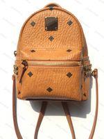 Luxo Designer Trackpack de Alta Qualidade Genuíno Couro Moda Bolsa De Ombro Mensageiro Para As Mulheres Homens Back Pack Canvas Handbag School Clássico Parachute Tecido