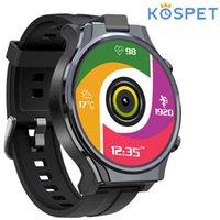 Designer Luxury Brand Watches T Prime 2 Smart Men 4GB 64GB 13MP Kamera 1600mAh Android 10 Telefon Face ID WiFi GPS Fitness Tracker Smart