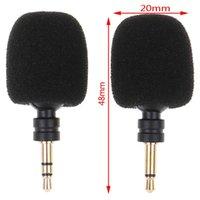 Mikrofonlar 1 adet Mini Mikrofon Mono / Stereo Aux Flexural Bükülebilir Cep Telefonu Bilgisayar Kayıt Cihazı