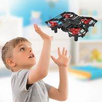التعريفي البسيطة بدون طيار ufo التحكم عن هليكوبتر لفتة الإيماءات تحكم الطائرة الطائرة في quadcopter تحلق لعب للأطفال