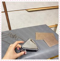 Luxurys 디자이너 Womens 핸드백 지갑 패션 크로스 바디 가방 동전 파우치 유행 스타일 캐주얼 여성 안장 가방 지갑 지갑 21022003DQ