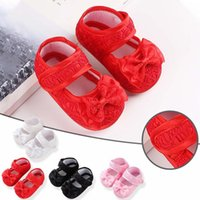 First Walkers Baby Toddler Kids Girls Anti-slip Shoes Soft Sole Princess Garcons Zapatillas
