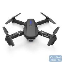 E525 PRO 4K HD Dual Camera Mini Drohne, Auto Hindernisvermeidung auf 3 Seite, Trackflug, Smart Folge, Höhe Hold, Kid Spielzeug Weihnachtsgeschenk, 2-1