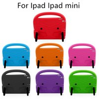 """EVA Foam Light Strong Protect Case for New Ipad 10.2"""" 10.5"""" Ipad Mini Samsung Tab Cover with Bracket Stand"""
