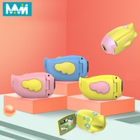 Kids handheld mini dv 1080p vlogging camara fotografica foto digital câmera de vídeo filmadora educação brinquedos crianças melhor presente