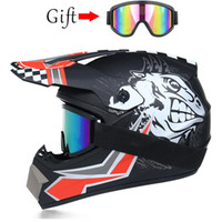 2021 New Off Road Motorcycle Helmet Motocross Motorbike Helm...