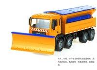 Модель тележки сплавов большой размер, игрушка с белоснежкой, модель Sowplows, 1:50 доля, модель прецизионного супер моделирования модели, для подарка, собирать