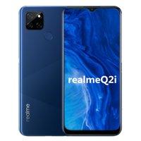 Original Realme Q2I 5G Mobiltelefon 4 GB RAM 128 GB ROM MTK 720 Android 6,5-Zoll-Vollbild-LCD 13.0mp 5000mAh-Gesichts-Smart-Handy