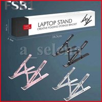 10- Speed Adjustment Laptop Stand Portable Notebook Support H...