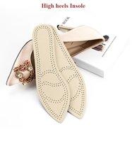 Solette da donna per scarpe tacchi alti morbidi antiscivolo al piede antiscivolo Assistenza sollievo Inserire pad Piedi Cura Protector cuscino