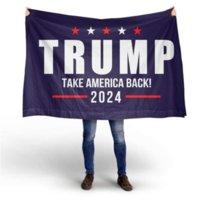 ترامب 2024 خذ أمريكا رجوع أسود أسفل بندقية مزدوجة العلم 90 * 150 سنتيمتر الانتخابات 2024 أعلام ترامب