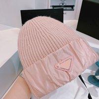 Kış Kova Şapkalar Erkekler Moda Beanies Luxr Örgü Şapka Kalınlaşmak Kadınlar Sıcak Rahat Açık Caps Beanie Çok Renkli