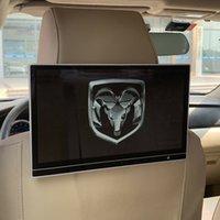 NUOVO! DODGE RAM Poggiatesta monitor con WiFi Bluetooth Android Sedile posteriore Intrattenimento GPS