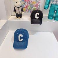 Роскошный бейсбол Cap C Мужские женские сумки для гольфа шляпа шляпа Snapback Beanie Skull Caps Stingy Breim высочайшее качество