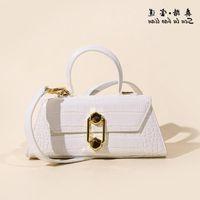Leather New Fashion Women Handbag Bags Flower Handbags Brown Belt Fanny Packs Pu Waist Lady Wholesale Chest Bag Bdqub