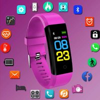 Top relógio inteligente crianças crianças smartwatch para meninas meninos eletrônicos relógio inteligente esporte estudante criança inteligente para o Android iOS