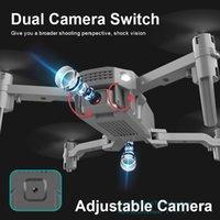 R16 4K Double Camera Wifi FPV Anfänger Mini Faltbare Drohne Kid Spielzeug, Höhe Hold, Geste Nehmen Foto, Quadcopter, Weihnachtskind Geschenk, 2-1