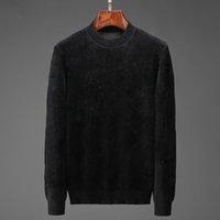 Fashion autunno inverno designer uomini maglione di alta qualità manica lunga con cappuccio hip hop felpe da uomo donne vestiti casual maglione M-3XL