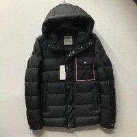 Designer Mens Monclair Down Jacket Duplo Zipper Mulheres Luxurys França Homens S Downs Coat Moda Marca Outerwear 1020