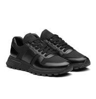 Elegante Prax 1 Sapatilhas Sapatos Masculino Conforto Malha Esportes Re-Nylon Casual Borracha De Borracha De Borracha Sola Tecido Sales Exterior Treinadores Desconto Calçado EU38-45