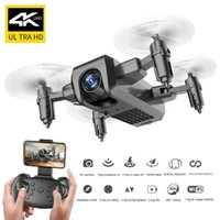 Wecute New H2 Drone 4K HD PRESSESION CAMERA WiFi FPV Visual Transmission Fire Capity Складной Toy Toy Toy Toy Quadcopter Drone