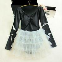 Tek parça Takım Elbise STAERK 2021 Yüzme Elbise Tipi İki Parçalı Siyah Oryantal Dans Giyim Uzun Kollu Mayo Mayo Kız Mayolar