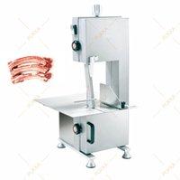 Meuleuses à viande Machine à découper électrique Prix   Coupeur de machines de scie d'os à vendre