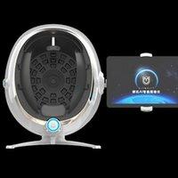 Advanced Skin Analyzer Künstliche Intelligenz Image Instrument Skin Detektor Achtspektrum 3D Digital Gesichtsanalyse Maschine