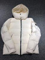 Bianco Semplice Giacca da uomo in doppia Giubbotto Super Bello Moda Spessore calore Trembling Net Red Hood, XQNM724 12