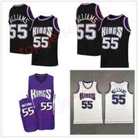 Männer Basketball Jersey55 Jason Williams
