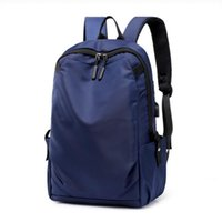 Backpack Men's Nylon Casual Student School Laptop Bag College Fashion Travel Fitness Sports Ladies