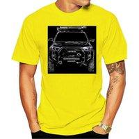 T-Shirt 4 Runner 4x4 Roof Rack Rock Slider Lift Off Road LED Light Winch BumperNew