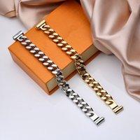 Love Bracelet Bangles Women Men Titanium Steel Screw Screwdriver Link Gold Silver Rose Nail Bracelets Jewelry with velvet bag