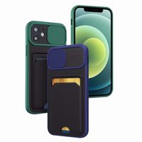 Camera Lens Protection Phone Cases on For iPhone 11 12 13 Pro Max 8 7 Plus XR XsMax X SE2020 13mini Candy Color Soft Back Cover
