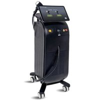 Triple Wave-Laser 755 810 1064 nm Germany Bar-Diode-Haarentfernungsmaschine