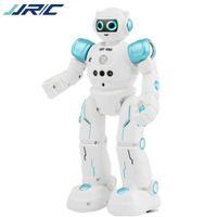 JJRC R11 روبوت التحكم عن بعد، ذكي اللمس لفتة الاستشعار الروبوت، الغناء والرقص، مرافقة لعبة، للحزب كيد هدية عيد