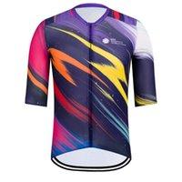 RCC 2021 جديد الصيف الدراجات قمم الرجال قصيرة الأكمام دراجة الملابس mtb دراجة الدراجات جيرسي قميص سباق الدراجة ارتداء maglia ciclismo