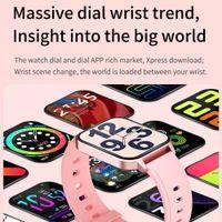 2021 Новый SmartWatch для iPhone 12 Xiaomi Redmi Телефон IP68 Водонепроницаемые Мужчины Спорт Фитнес Трекер Женщины Умные Часы Часы Fly 5G