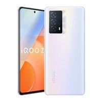 "Original Vivo IQOO Z5 5G Mobile Phone 8GB RAM 128GB 256GB ROM Snapdragon 778G Octa Core Android 6.67"" Full Screen 64MP 5000mAh Wake Face ID Fingerprint Smart Cellphone"
